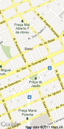 va. visc de guarapuava, 4889, batel, curitiba, pr, brasil