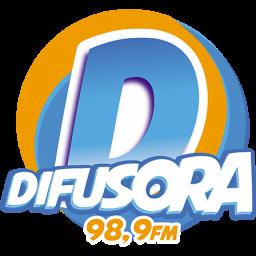Logotipo DIFUSORA FM