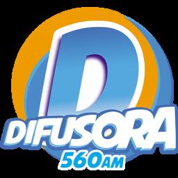 Logotipo DIFUSORA AM