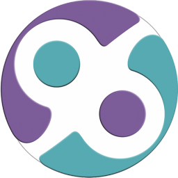 Logotipo 96 FM (Uruguaiana)