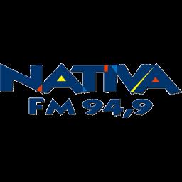 Logotipo NATIVA FM