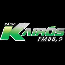 Logotipo KAIRÓS FM 88.9