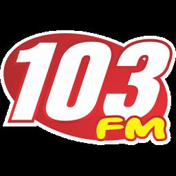 Logotipo 103 FM