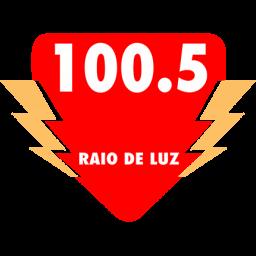 Logotipo RAIO DE LUZ FM