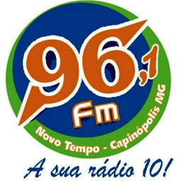 Logotipo RADIO NOVO TEMPO FM