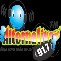 Logotipo RADIO ALTERNATIVA FM