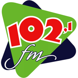 Logotipo 102 FM