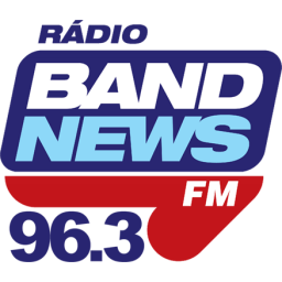 Logotipo BAND NEWS FM Curitiba