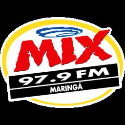 Logotipo MIX FM MARINGA
