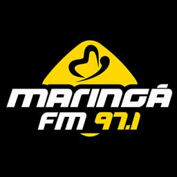 Logotipo RADIO MARINGA FM