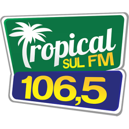 Logotipo RADIO TROPICAL SUL FM