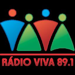 Logotipo RADIO VIVA 89.1
