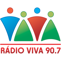 Logotipo RADIO VIVA 90.7