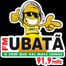 Logotipo UBATA FM