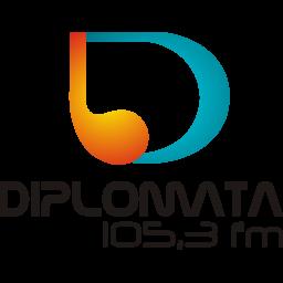Logotipo DIPLOMATA FM