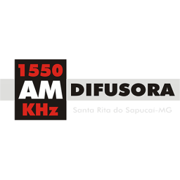 Logotipo DIFUSORA AM