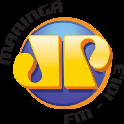 Logotipo JOVEM PAN MARINGA