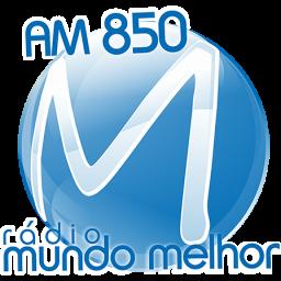 Logotipo RADIO MUNDO MELHOR AM 850