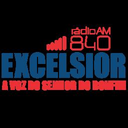 Logotipo RADIO EXCELSIOR DA BAHIA AM 840