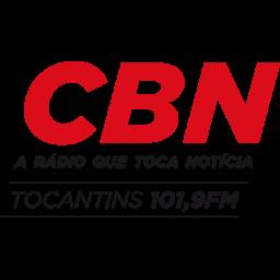 Logotipo CBN PALMAS