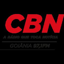 Logotipo CBN GOIANIA