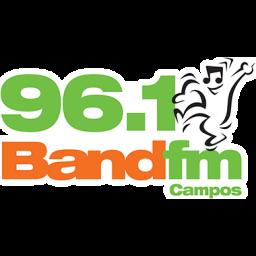 Logotipo BAND FM CAMPOS