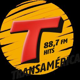 Logotipo RÁDIO TRANSAMÉRICA BELO HORIZONTE