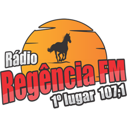 Logotipo RÁDIO REGÊNCIA FM