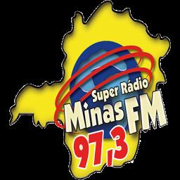 Logotipo SUPER RADIO MINAS FM