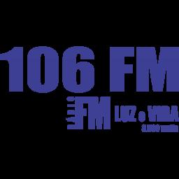 Logotipo 106 FM