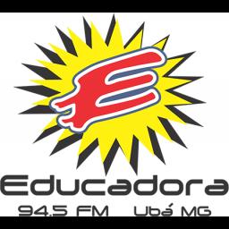 Logotipo EDUCADORA FM