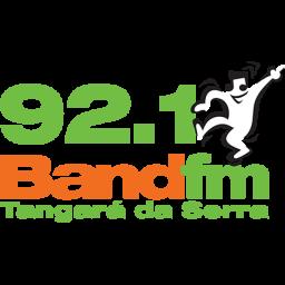 Logotipo BAND FM TANGARA