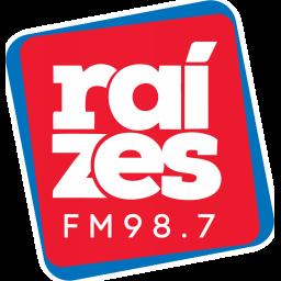 Logotipo FM RAIZES