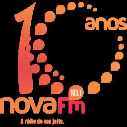 Logotipo RÁDIO NOVA FM