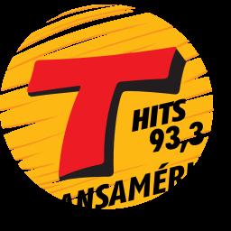 Logotipo TRANSAMÉRICA FM 93,3