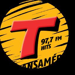 Logotipo RÁDIO TRANSAMÉRICA DE BARREIRAS
