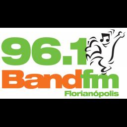 Logotipo RÁDIO BAND FM - Florianópolis