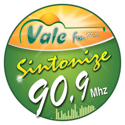 Logotipo RÁDIO VALE FM