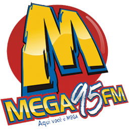 Logotipo MEGA 95 FM