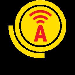 Logotipo RÁDIO AMIZADE