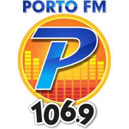 Logotipo PORTO FM