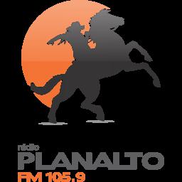 Logotipo RÁDIO PLANALTO FM