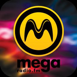 Logotipo MEGA RÁDIO FM