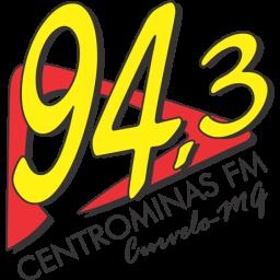 Logotipo RÁDIO CENTRO MINAS FM