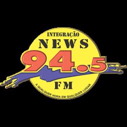 Logotipo INTEGRAÇÃO NEWS FM