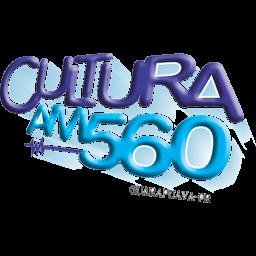 Logotipo CULTURA AM 560 GUARAPUAVA