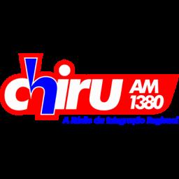 Logotipo RÁDIO CHIRÚ AM