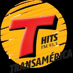 Logotipo TRANSAMÉRICA 91,1
