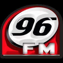Logotipo 96 FM GUANAMBI
