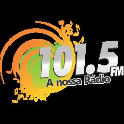 Logotipo RÁDIO 101.5 FM